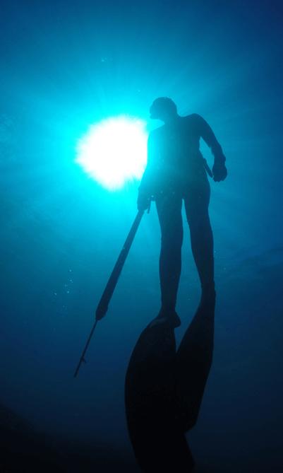 Подводный спорт — что это?