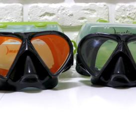 Обзор маски Marlin Crystal Black