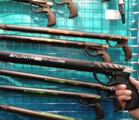 Обзор ружья Salvimar Predator