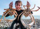 Весенняя подводная охота в Англии
