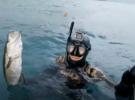 Глубоководная подводная охота в Англии