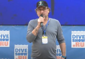 Олег Гаврилин о подводной охоте в разных уголках планеты