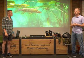 Спорт на одном дыхании — подводная охота и фридайвинг. Лекция