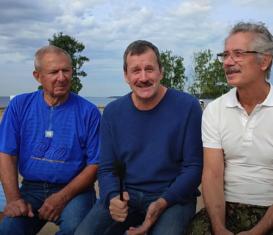 Интервью с Виталием Виноградовым и Николаем Филипповым