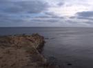 Места для подводной охотой при сильном восточном ветре на Тарханкуте
